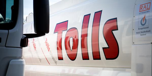Tolls Heizoel Logo